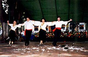Danças Gregas
