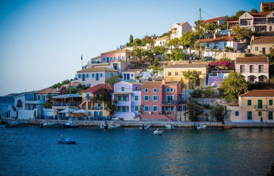 Por que a Grécia?